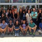 Foto grupal del curso Perspectivas en Vacunología 2019